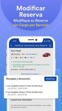 QEEQ Rent-A-Car: Alquiler Coches captura de pantalla 6