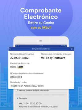 QEEQ Rent-A-Car: Alquiler Coches captura de pantalla 11