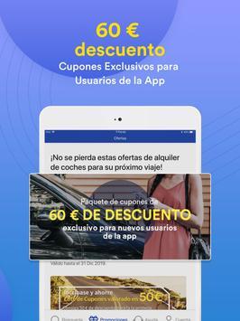 QEEQ Rent-A-Car: Alquiler Coches captura de pantalla 7
