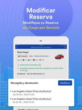 QEEQ Rent-A-Car: Alquiler Coches captura de pantalla 19