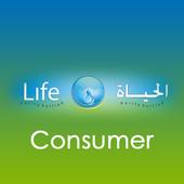 Life Drops - Consumer icon