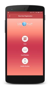 Life Drops - Consumer screenshot 1