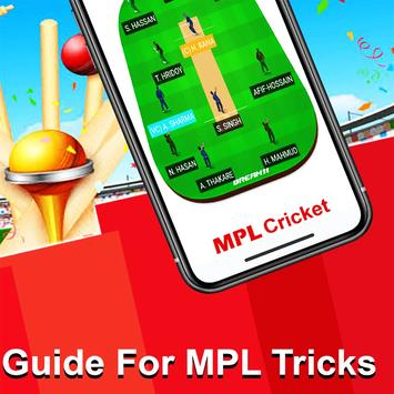 Guide to Earn money From MPL - Cricket & Game Tips screenshot 5