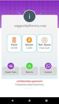 Free Earn BTC screenshot 1