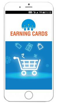 Earning Cards poster