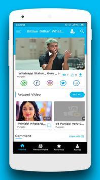 Video Songs Status (Lyrical Video) screenshot 2