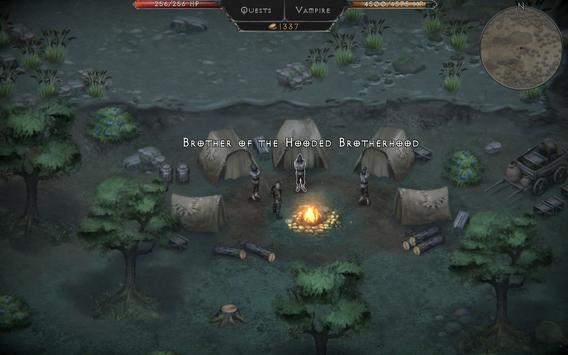 Vampire's Fall: Origins screenshot 5
