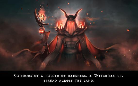 Vampire's Fall: Origins RPG poster
