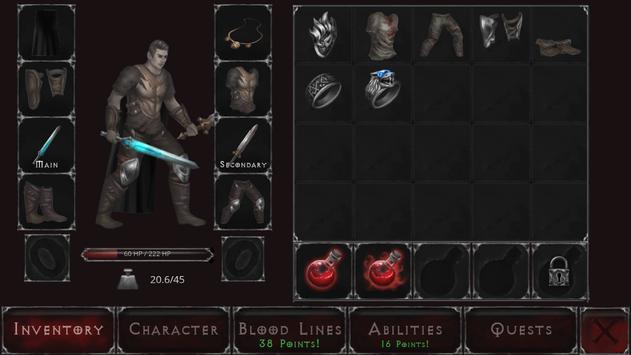 Vampire's Fall: Origins imagem de tela 10