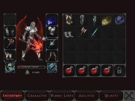 Vampire's Fall: Origins RPG screenshot 11