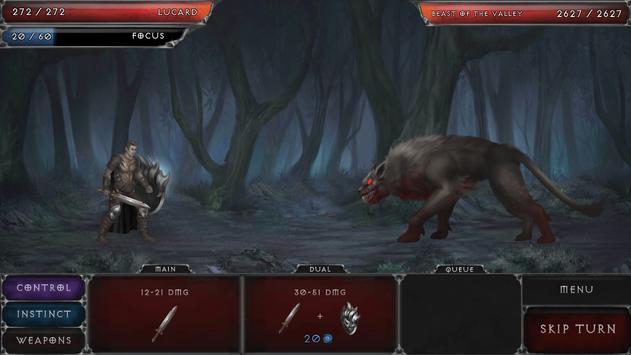 Vampire's Fall: Origins imagem de tela 12