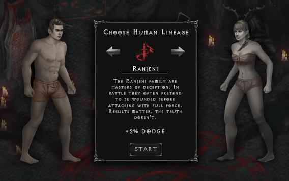 Vampire's Fall: Origins RPG screenshot 1