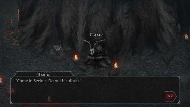Vampire's Fall: Origins imagem de tela 3