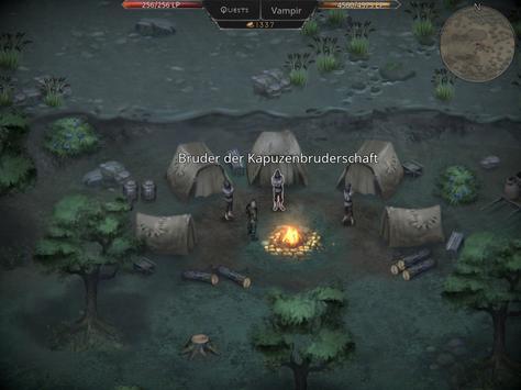 Vampire's Fall: Origins Screenshot 21