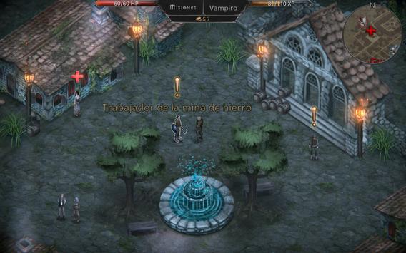 Vampire's Fall: Origins captura de pantalla 5