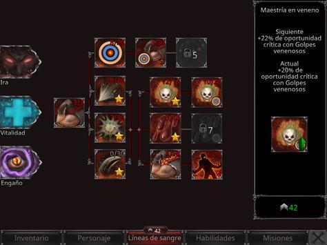 Vampire's Fall: Origins captura de pantalla 12