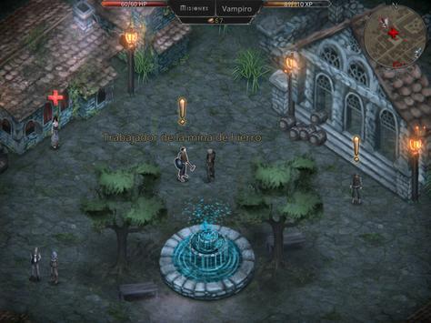 Vampire's Fall: Origins captura de pantalla 21