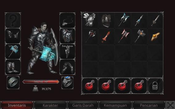 Vampire's Fall: Origins screenshot 2