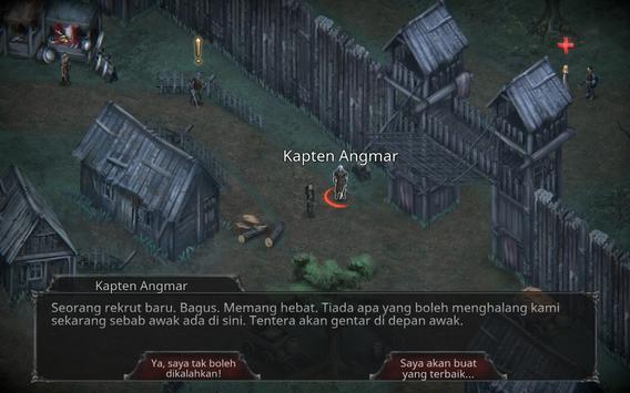 Vampire's Fall: Origins syot layar 1