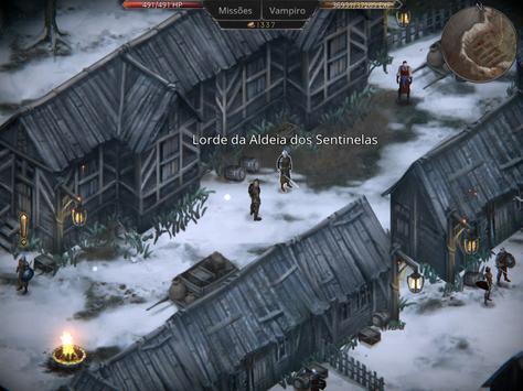 Vampire's Fall: Origins imagem de tela 19