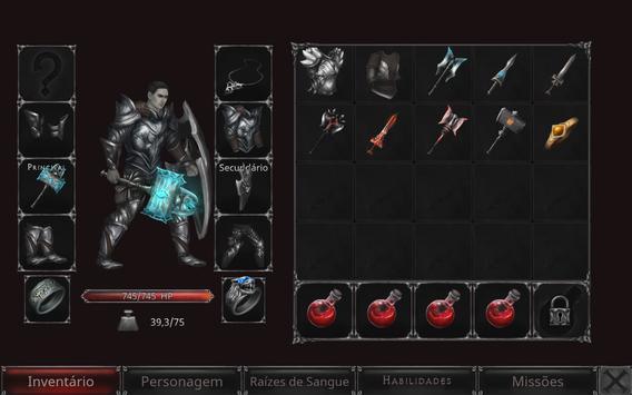 Vampire's Fall: Origins imagem de tela 2