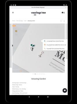 EarringsFor.Me Shop screenshot 12