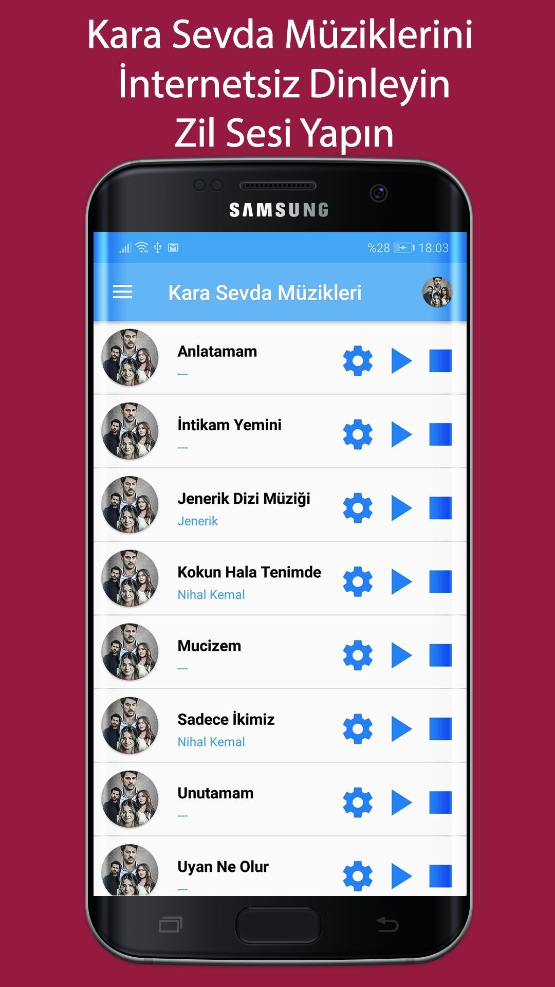 Kara Sevda Dizi Muzikleri Internetsiz For Android Apk Download