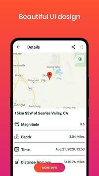 Earthquake Alerts screenshot 3