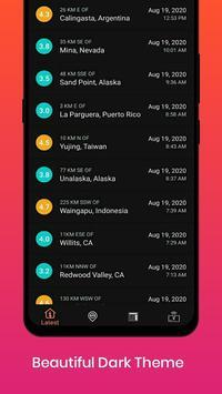 Earthquake Alerts screenshot 2