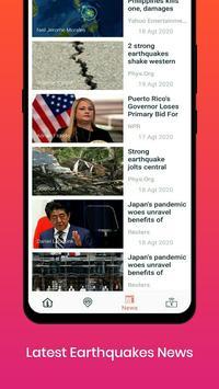 Earthquake Alerts screenshot 4