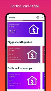 Earthquake Alerts screenshot 5