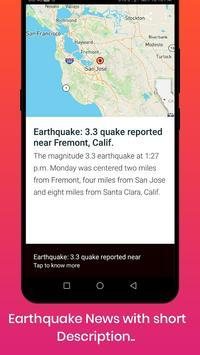 Earthquake Alerts screenshot 6