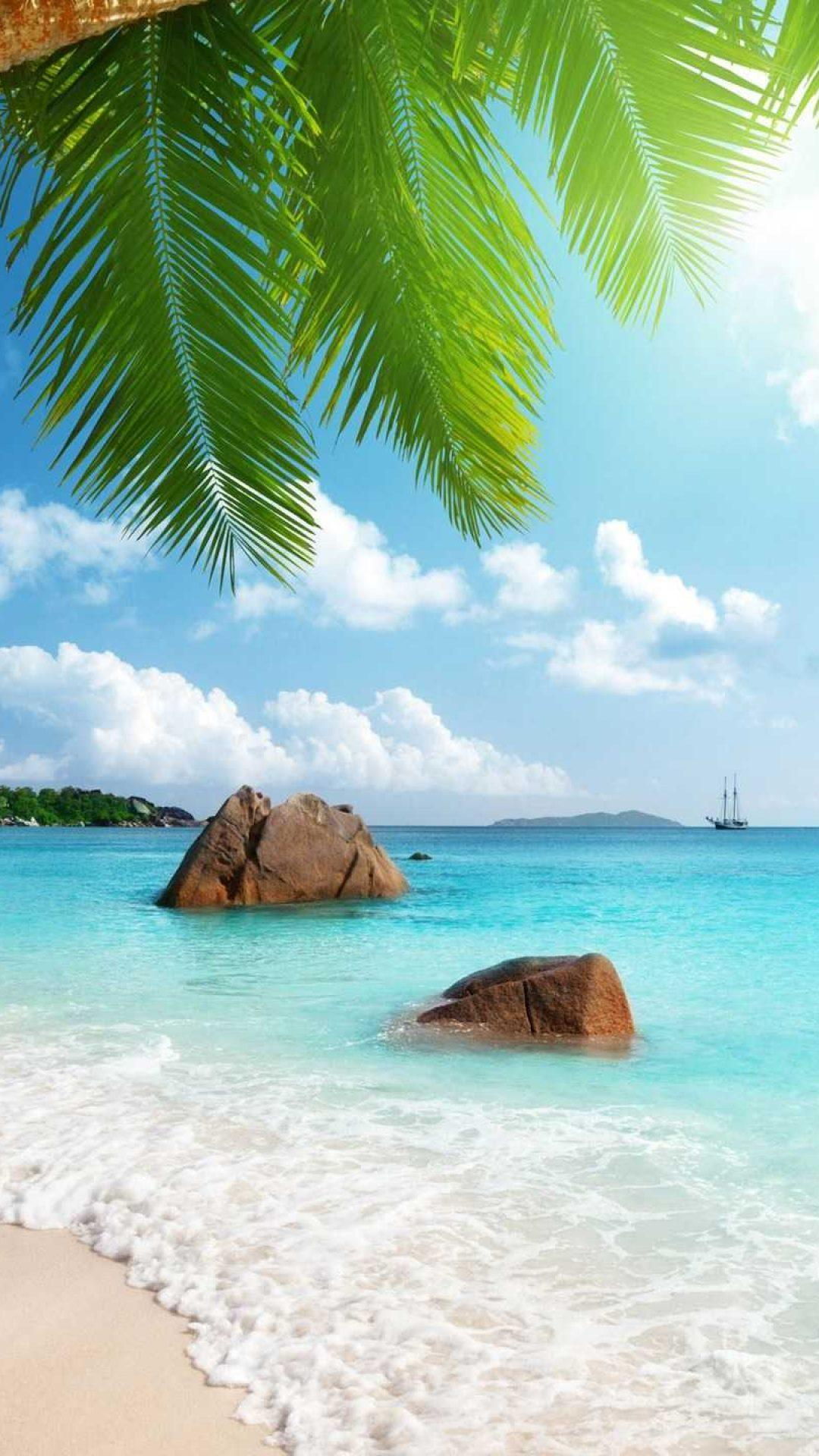 Hd Beach Wallpapers For Android Apk Download