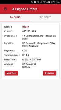 EatOutPal Delivery screenshot 3
