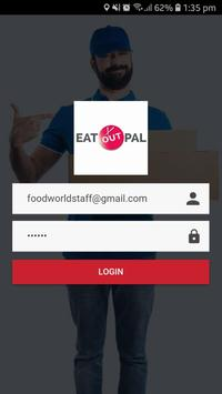 EatOutPal Delivery poster