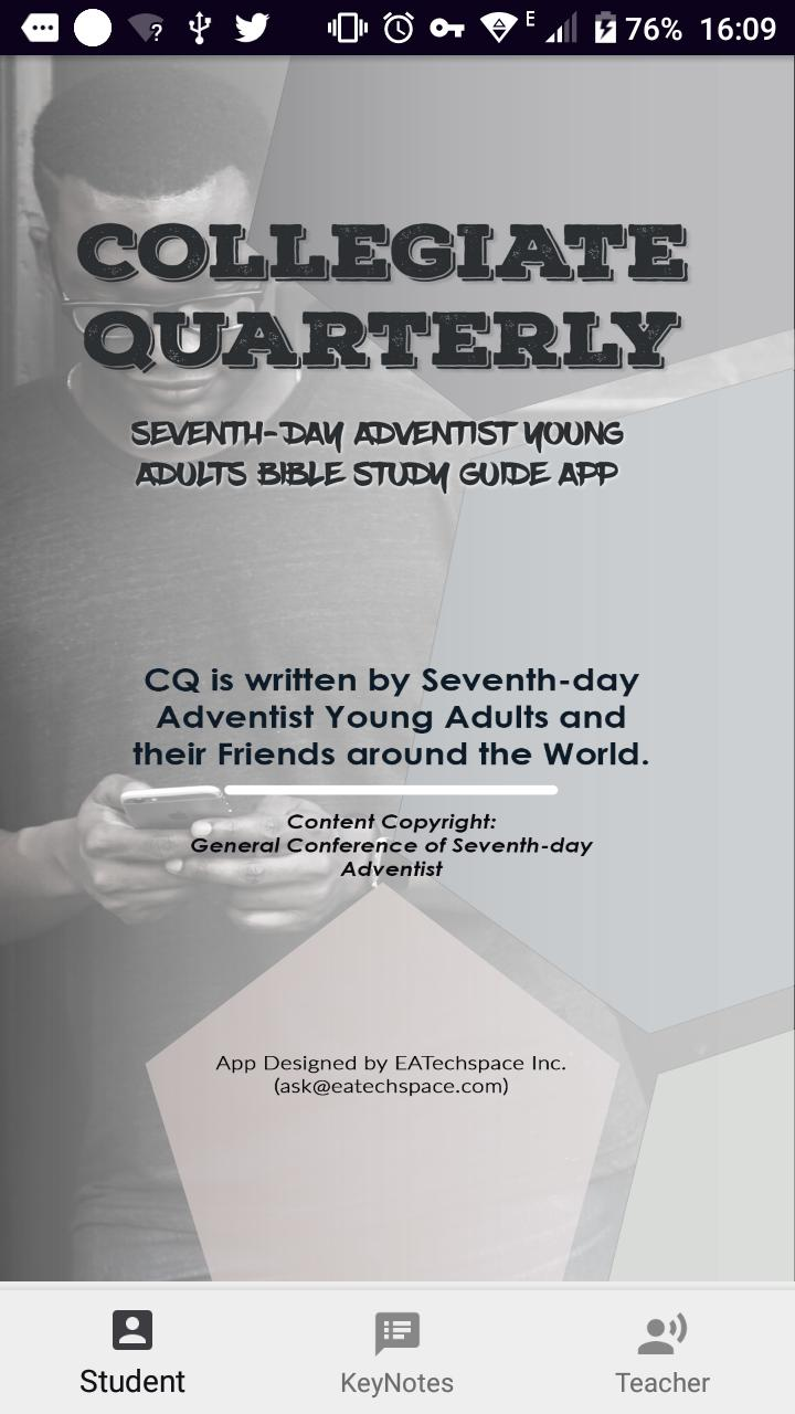Collegiate Quarterly for Android - APK Download