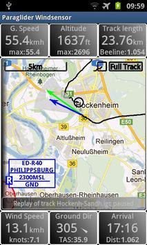 Paraglider Dashboard スクリーンショット 2