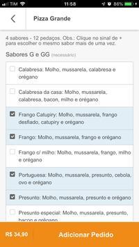 Pizzaria Mundial screenshot 1