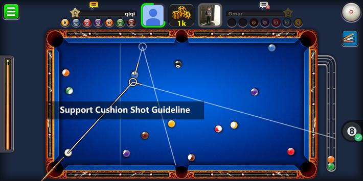Aiming Expert for 8 Ball Pool screenshot 1