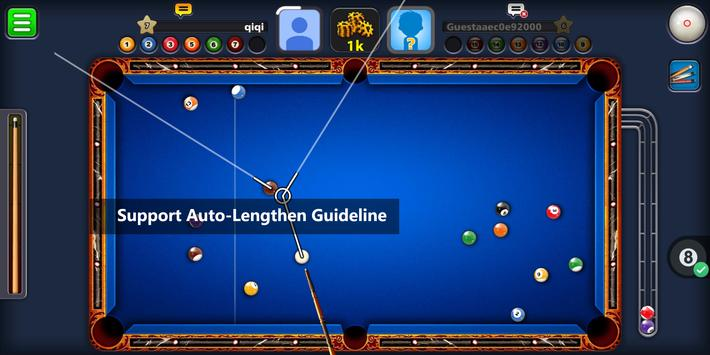 Aiming Expert for 8 Ball Pool screenshot 2