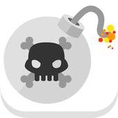 Exploding 7s icon