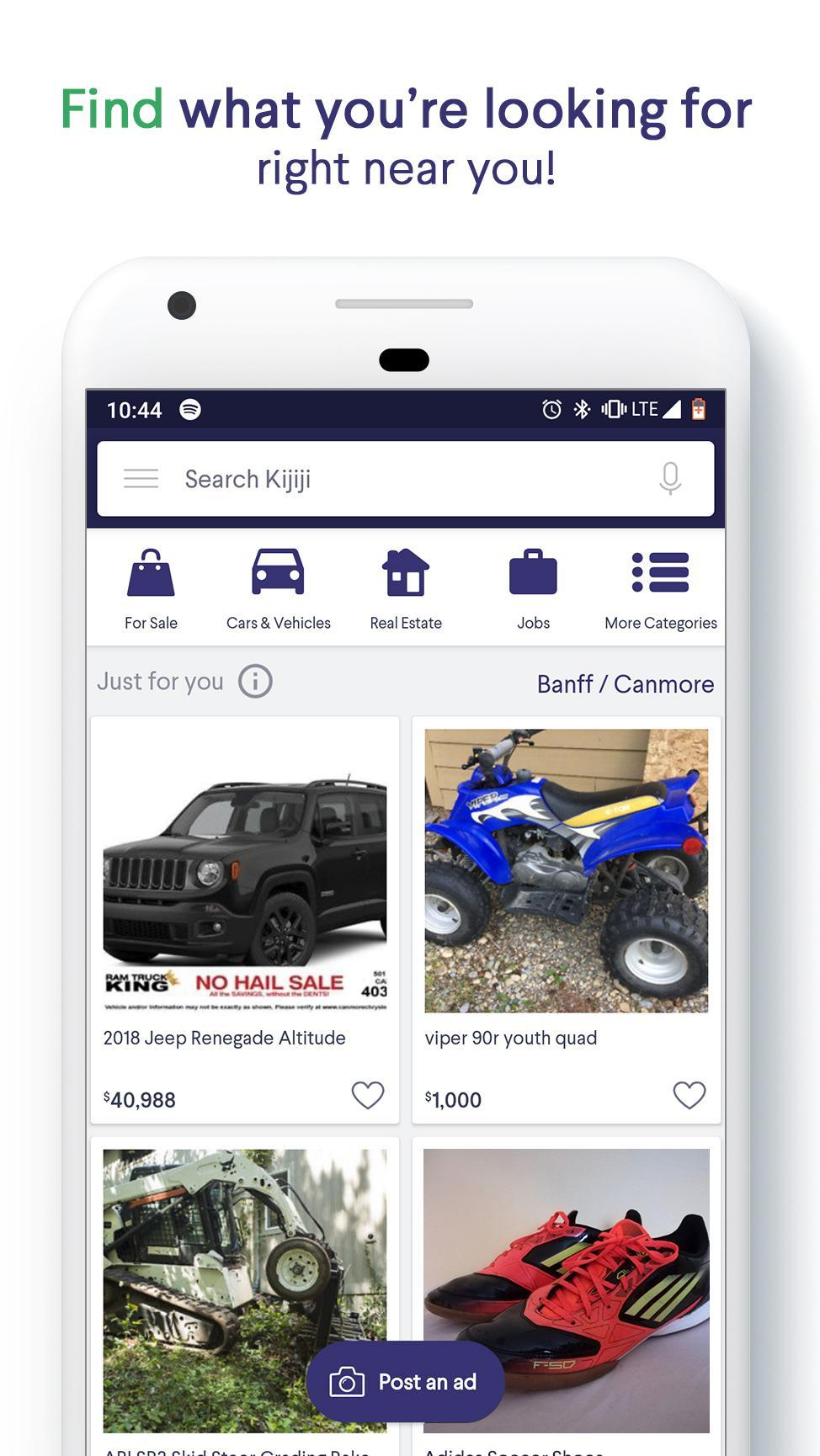 Kijiji for Android - APK Download