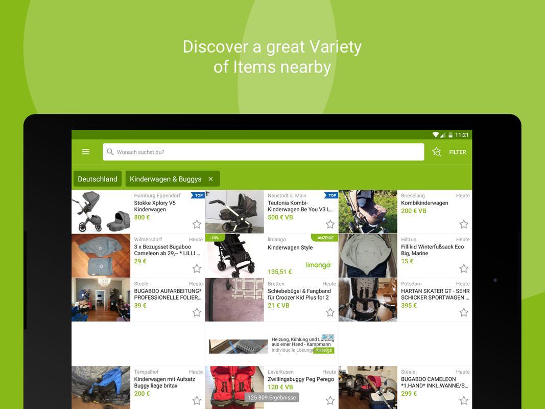 Ebay Kleinanzeigen For Android Apk Download