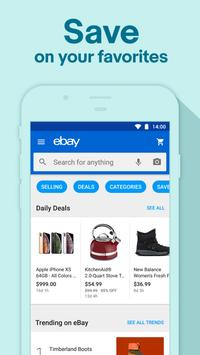 Fashion & Tech Deals - Shop, Sell & Save with eBay 截圖 2