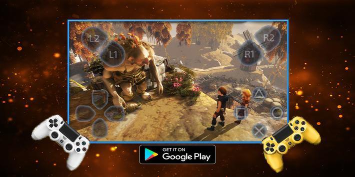 Emulator For PSP 2019 - GOLD 2019 screenshot 1