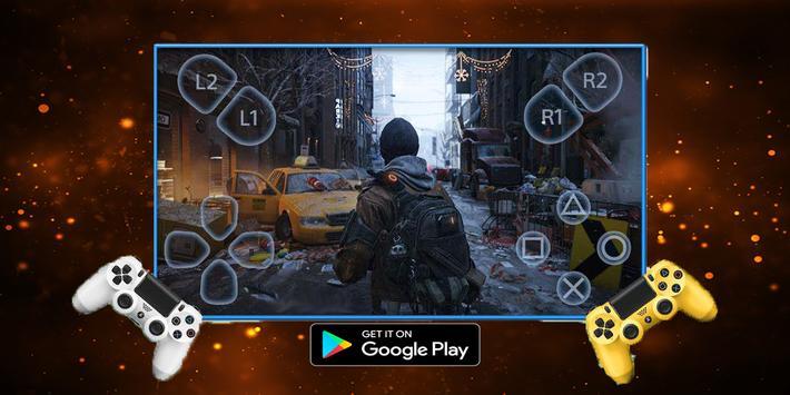 Emulator For PSP 2019 - GOLD 2019 screenshot 2