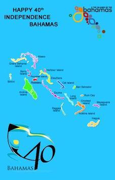 Footprints Nassau poster