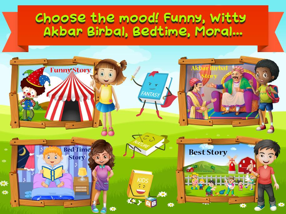 Best Short Stories For Kids The English Story For Android