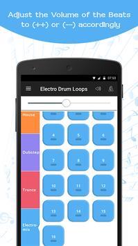 Electro Drum Loops screenshot 3