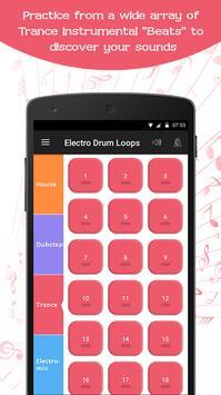 Electro Drum Loops screenshot 1